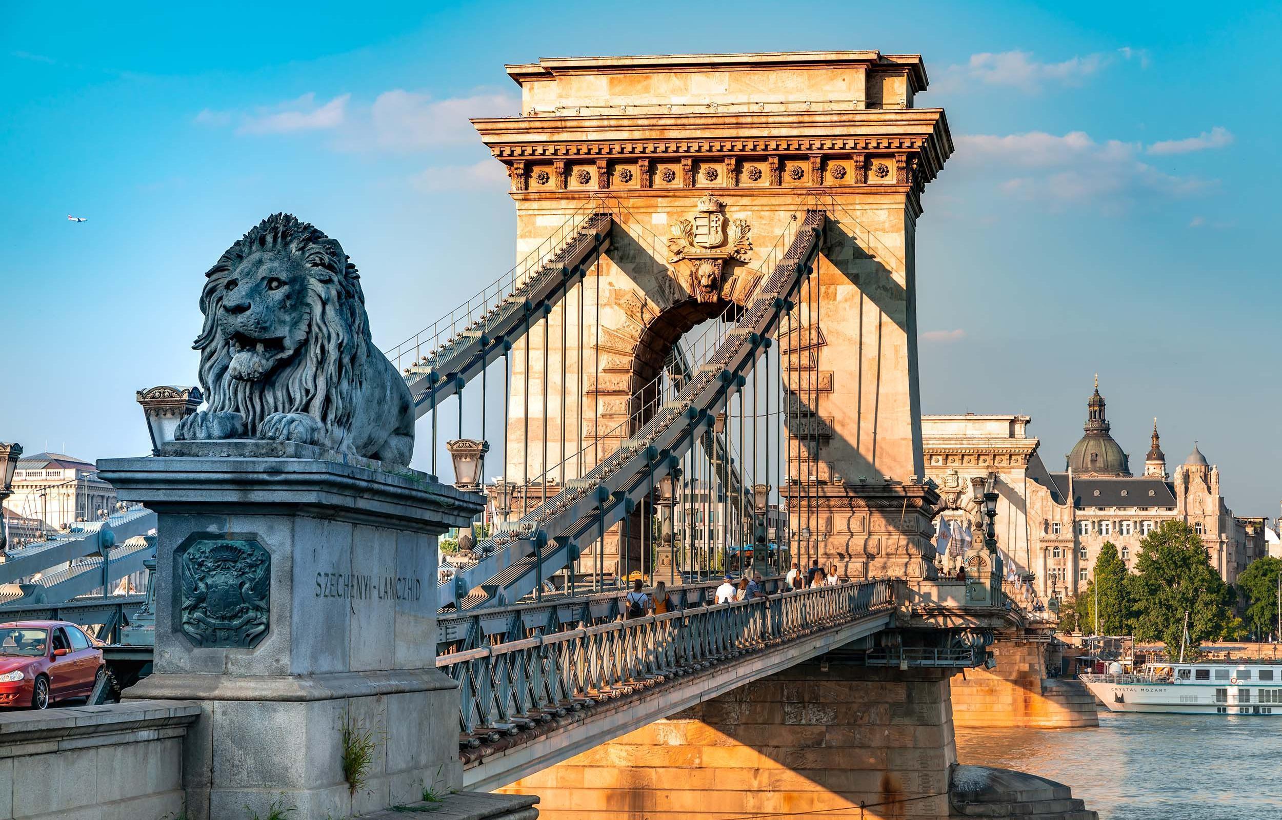 Budapest la Perla del Danubio