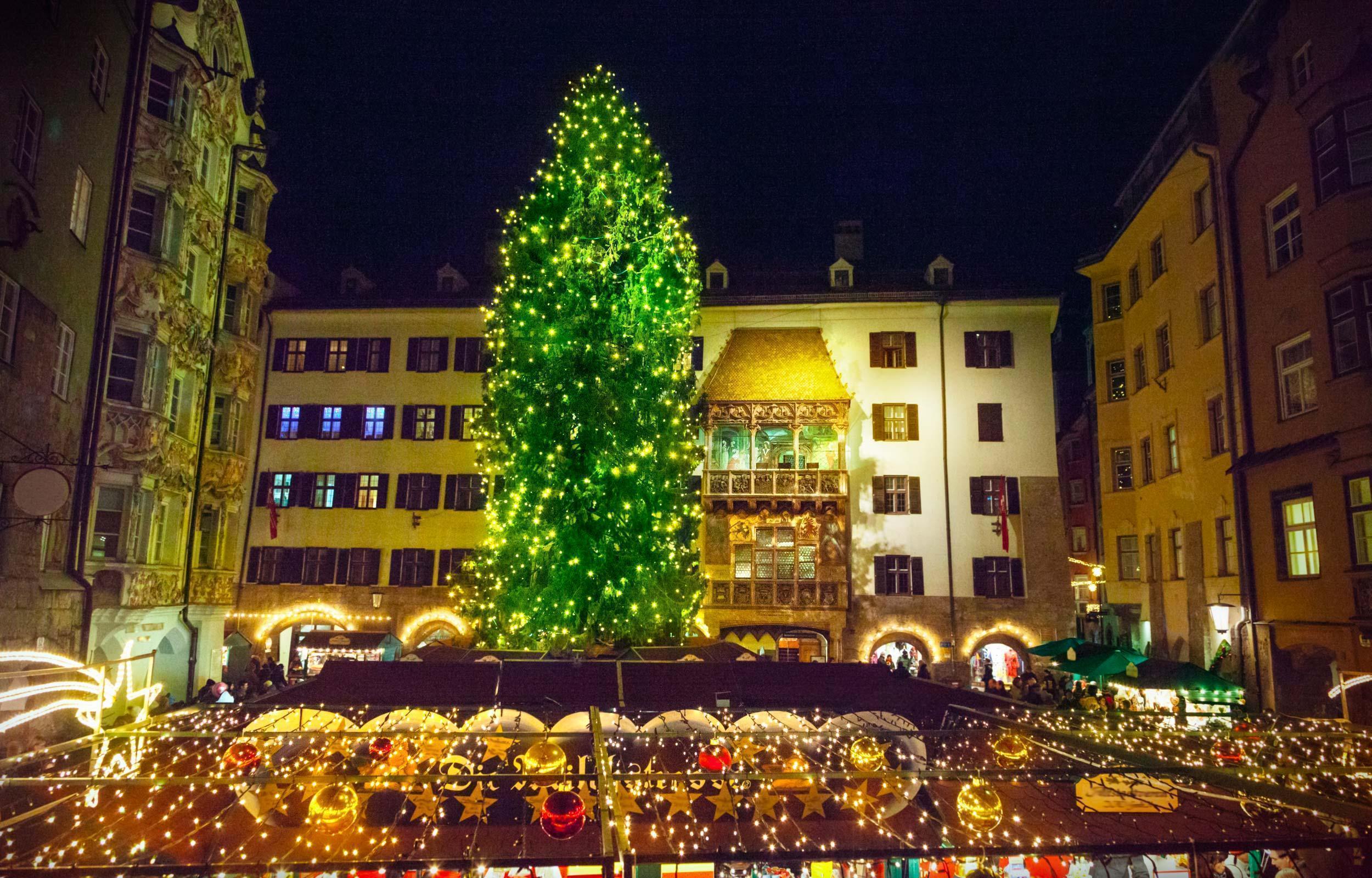 Mercatini di Natale a Innsbruck, Merano e Bolzano