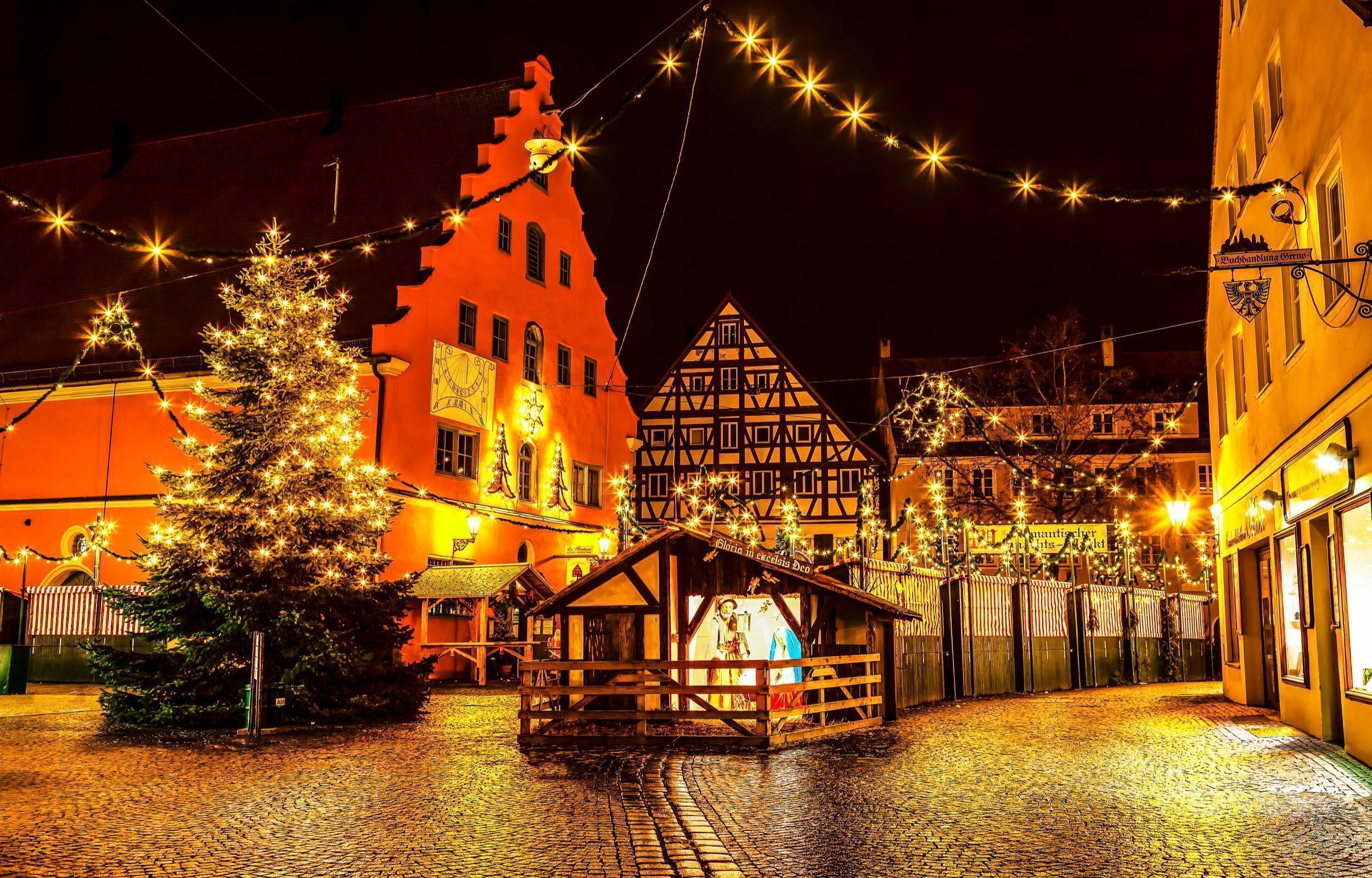 Mercatini di Natale sulla Strada Romantica