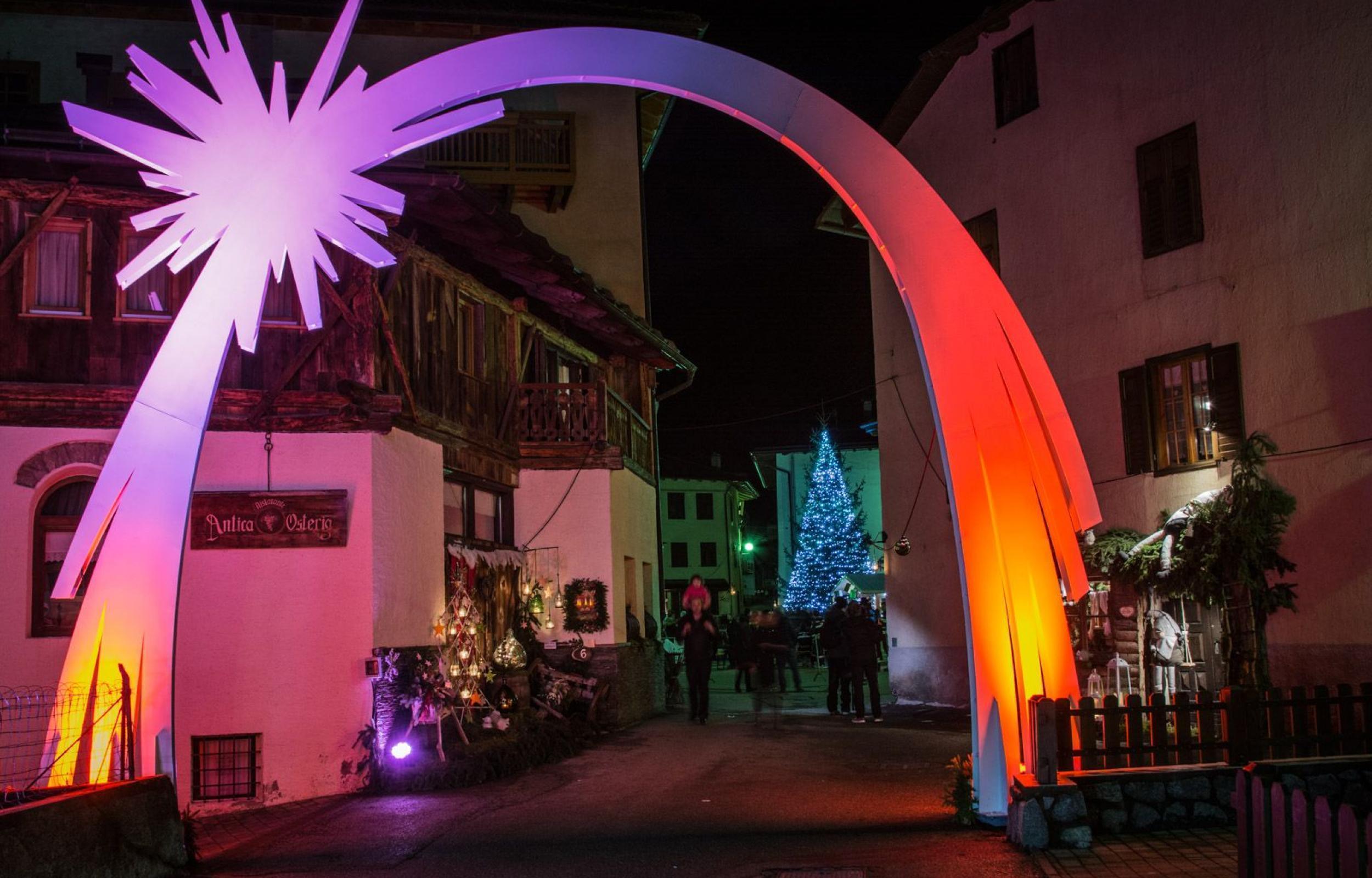 Mercatini di Natale in Val di Sole: Ossana e i Borghi dei Presepi