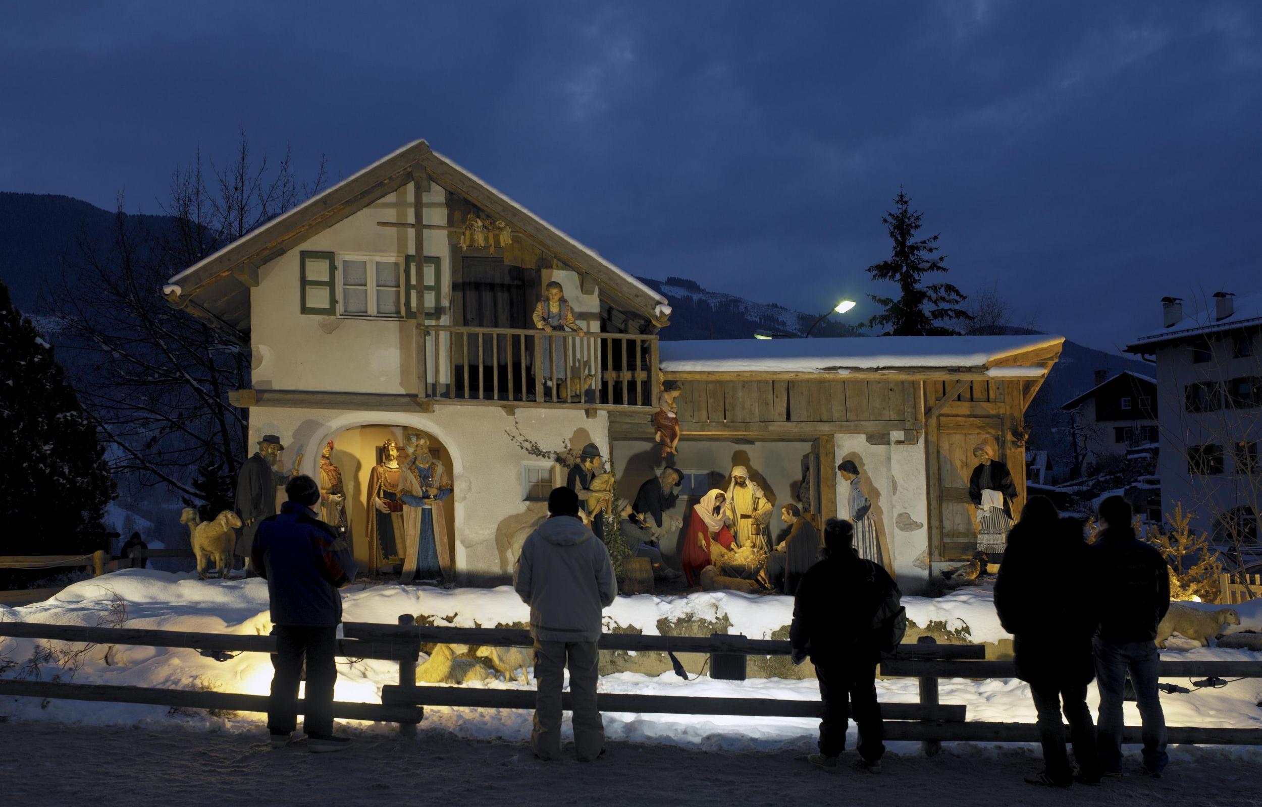 Mercatini di Natale in Val di Fiemme e Valsugana