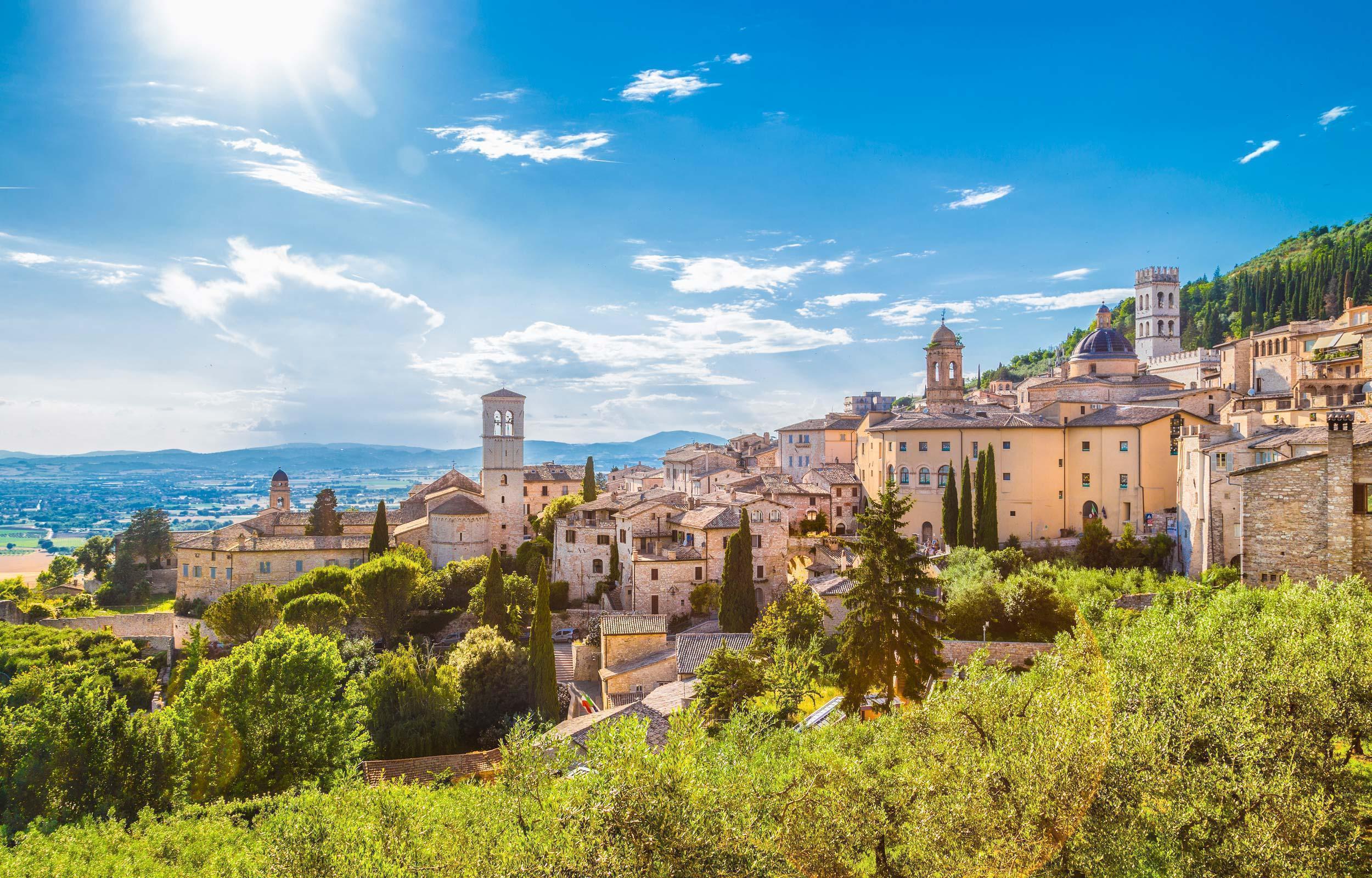 Umbria Medievale - Magia d'Inverno