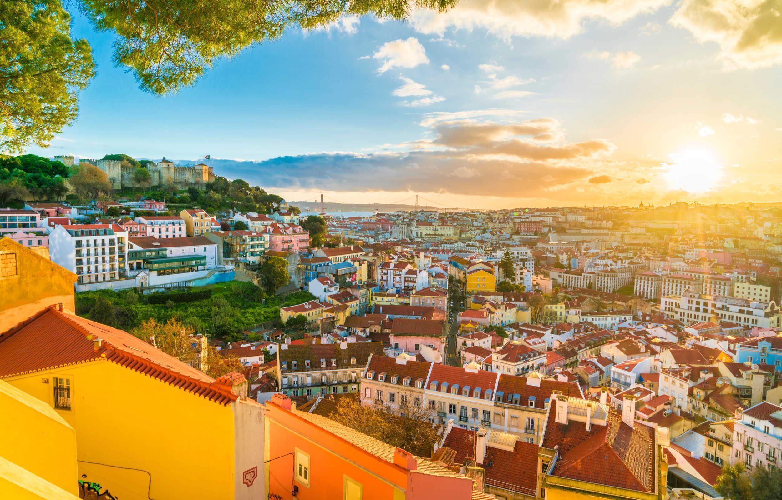 Da Lisbona a Santiago de Compostela