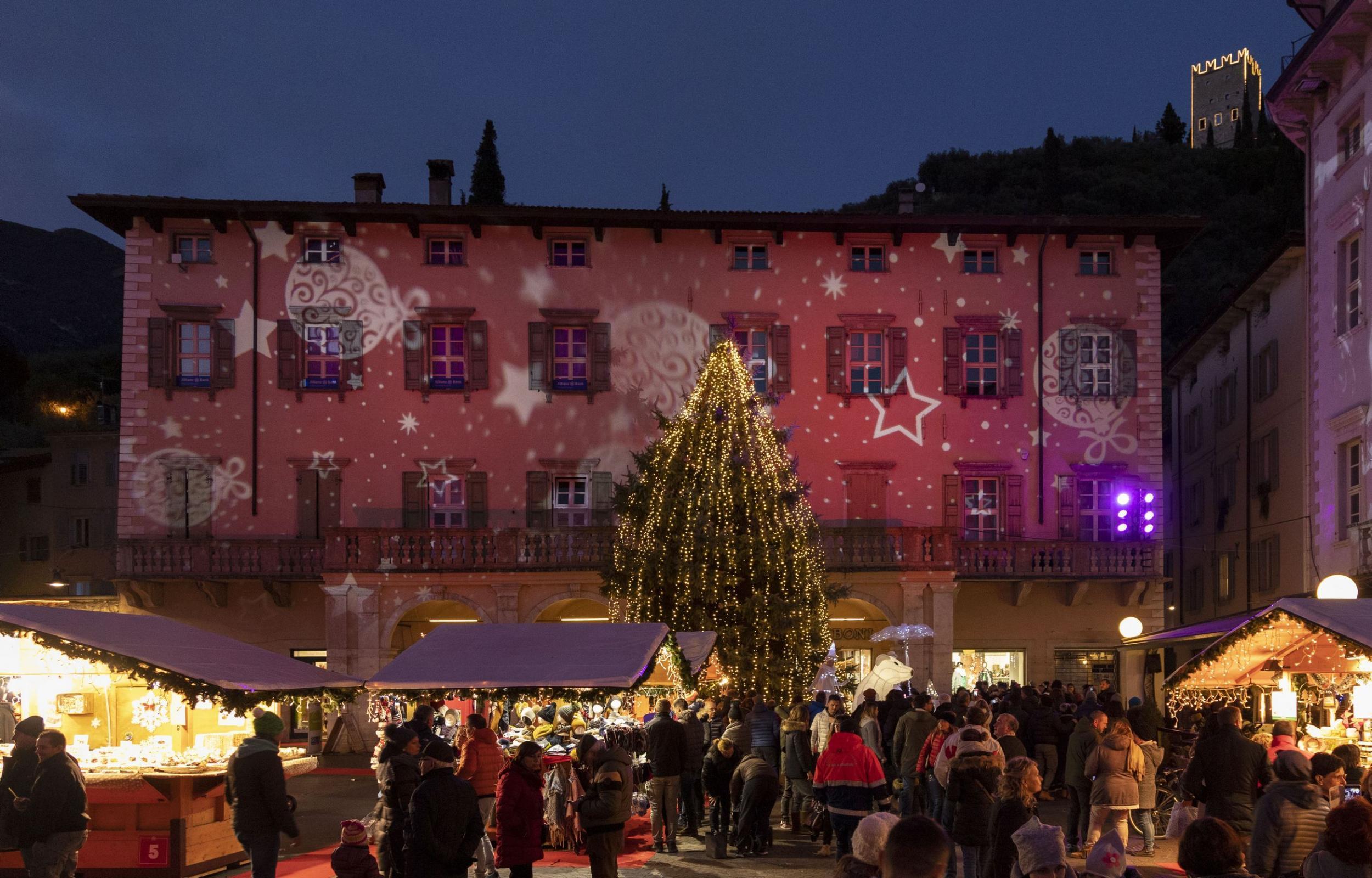 Atmosfera Natalizia a Trento e Bolzano