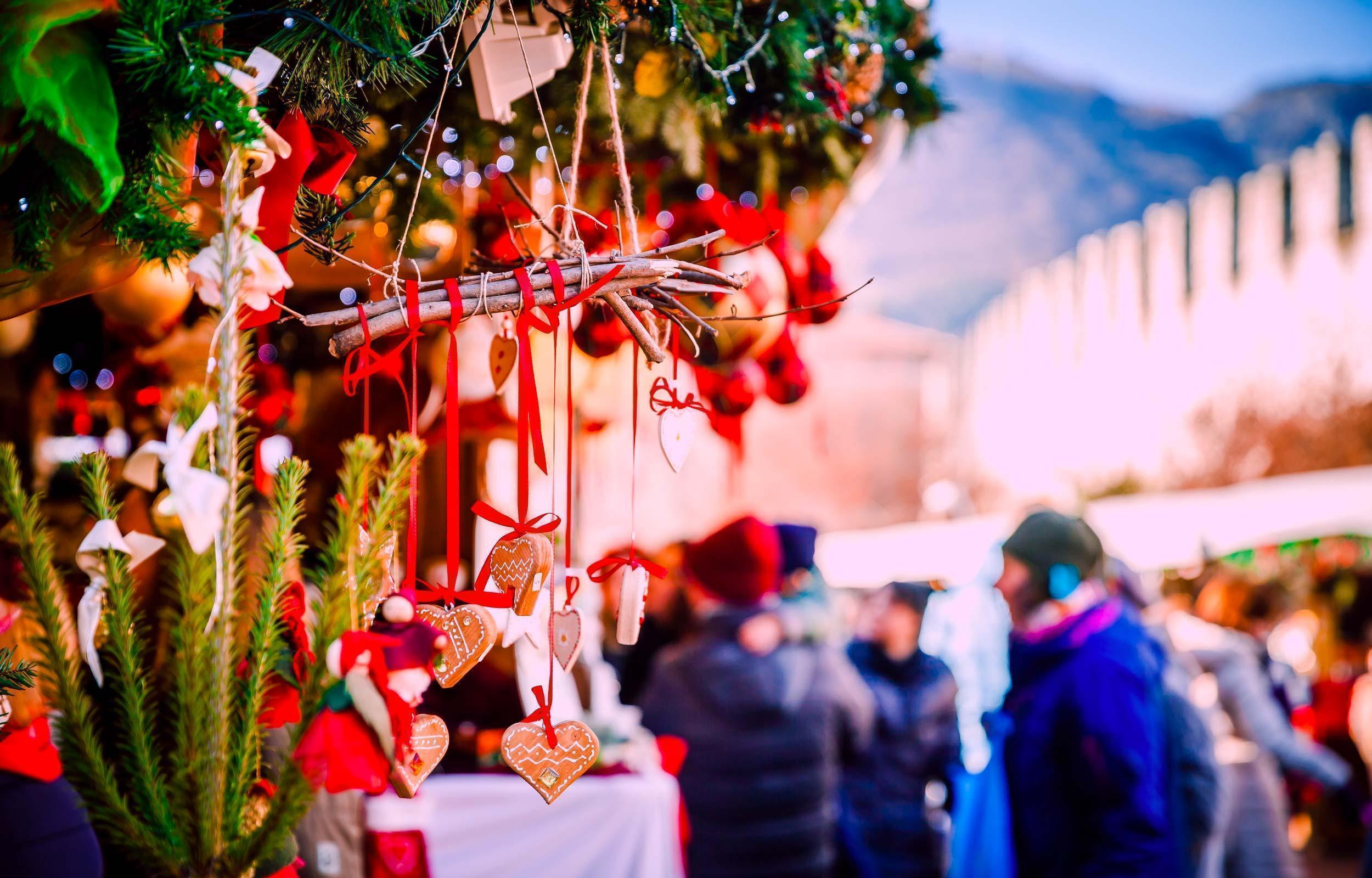 Mercatini di Natale a Rovereto, Rango, Canale e Arco