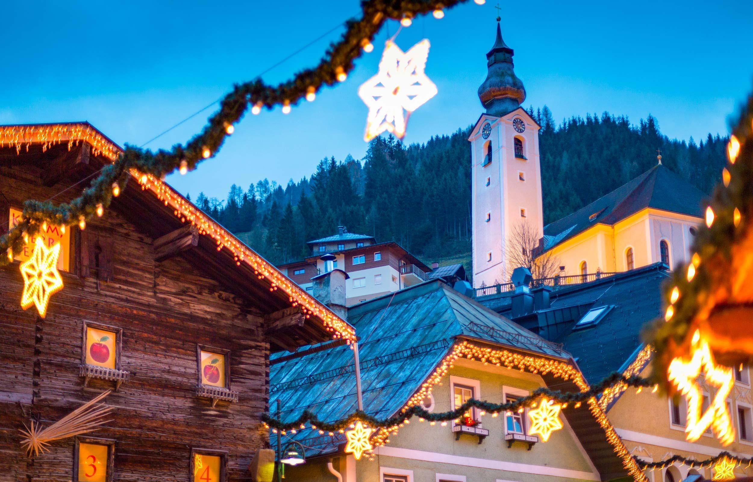 Mercatini di Natale a Salisburgo e nel Salisburghese