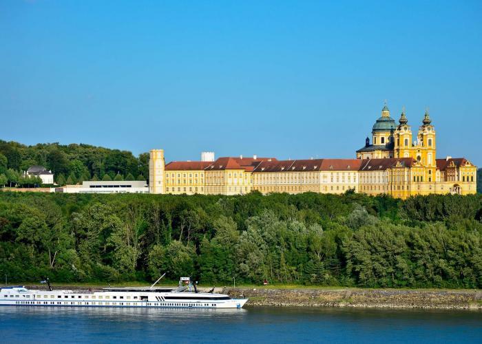 Sul bel Danubio Blu: da Vienna a Passau