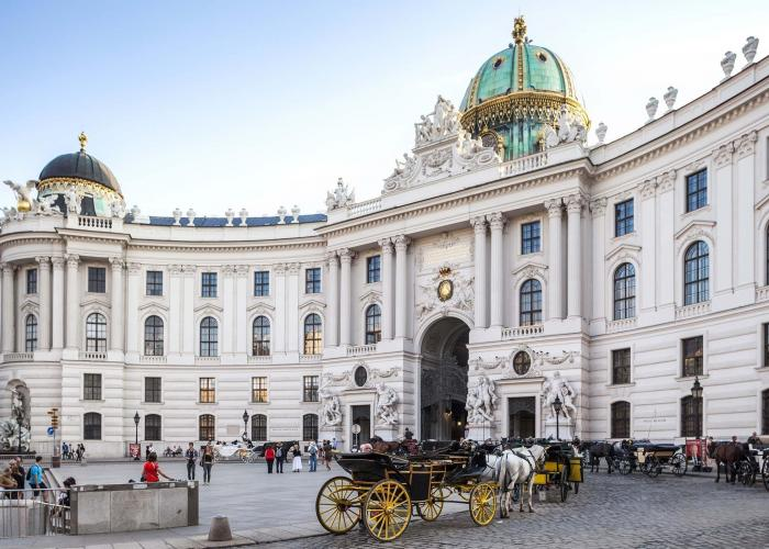 Tour di Praga, Budapest, Vienna e Lubiana