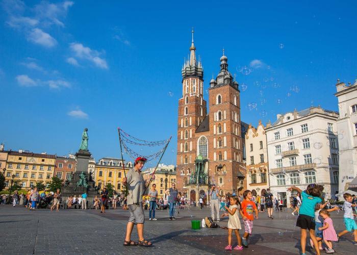 Gran Tour della Polonia