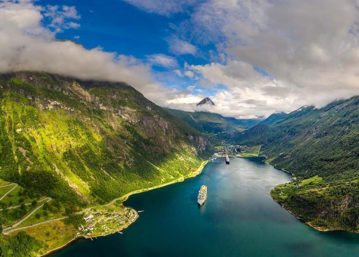 Gran Tour dei Fiordi Norvegesi