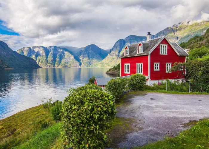 Splendore dei Fiordi