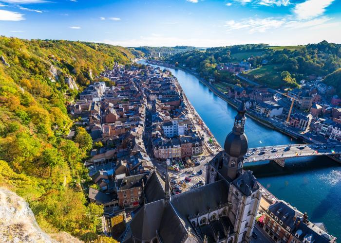 Gran tour della Vallonia e Bruxelles
