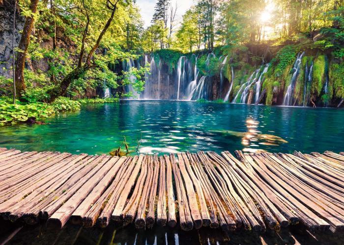 Lubiana, Zagabria, Istria e Laghi di Plitvice