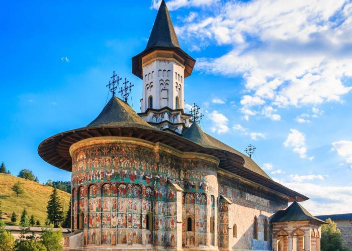 Castelli di Transilvania e Monasteri della Bucovina