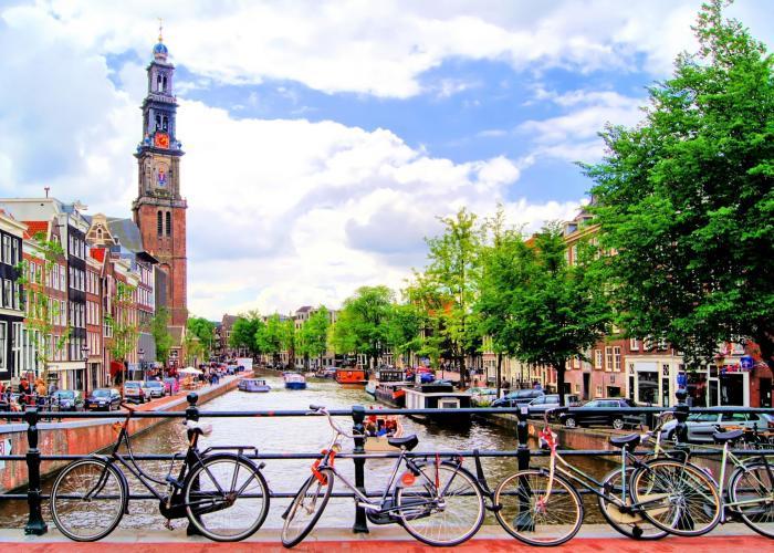 Amsterdam e l'Olanda