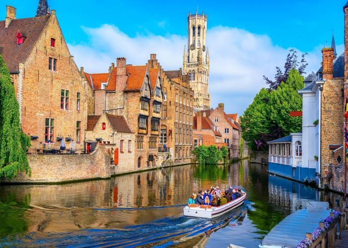 Amsterdam, Reno e Fiandre