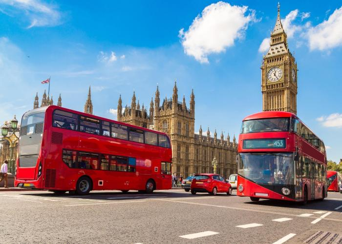 Good Morning Londra