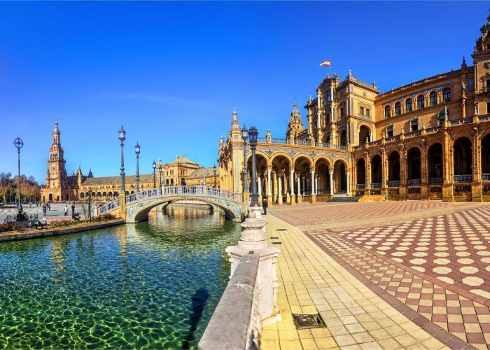 Ritmo Andaluso - I Tesori dell'Andalusia (da Siviglia)