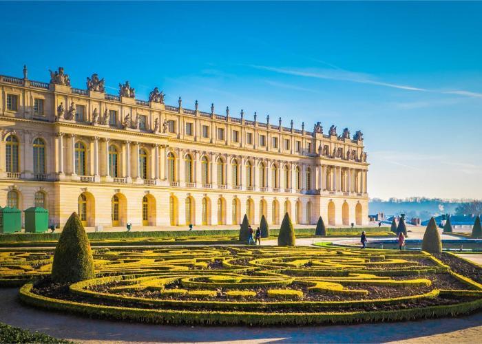 Parigi, Versailles e Fontainebleau