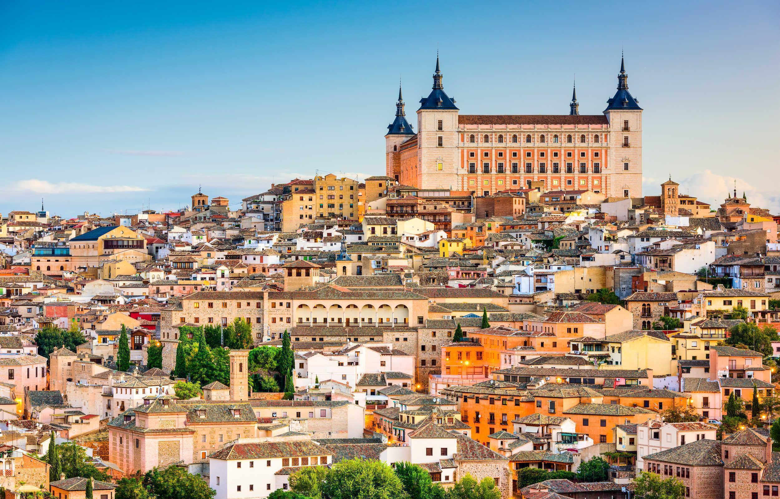 Madrid, Toledo e la Castiglia