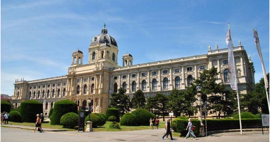 Vienna: Museo di Storia Naturale