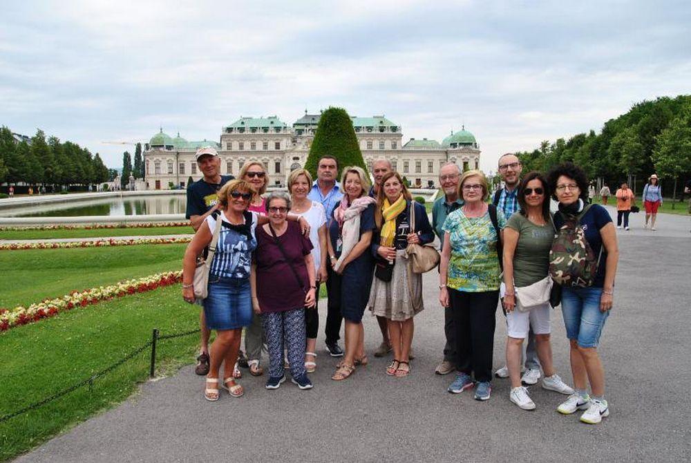 Vienna: Palazzo Belvedere