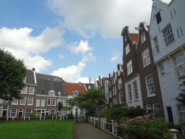 19. Amsterdam: le case