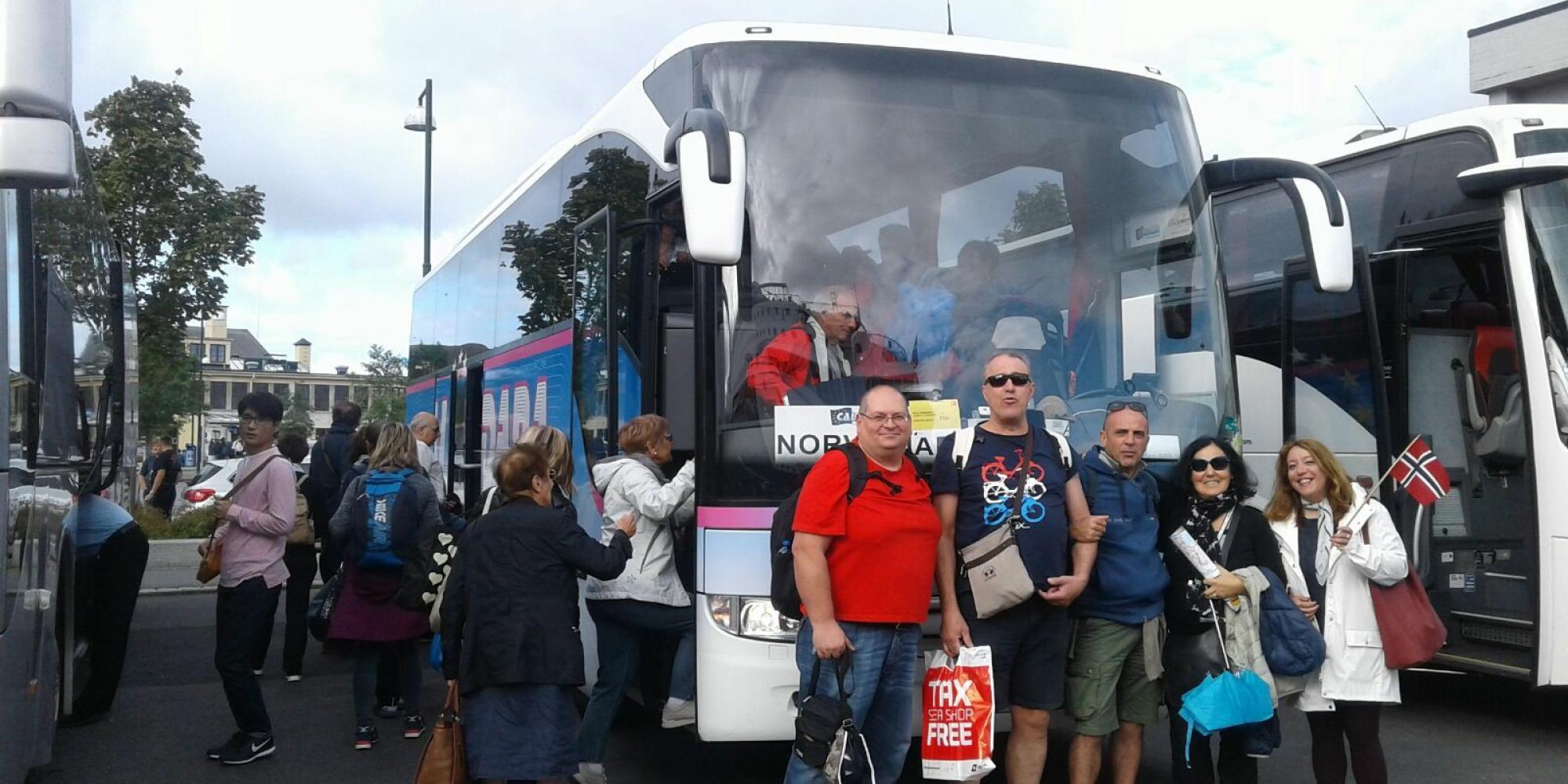 tour Norvegia caldana