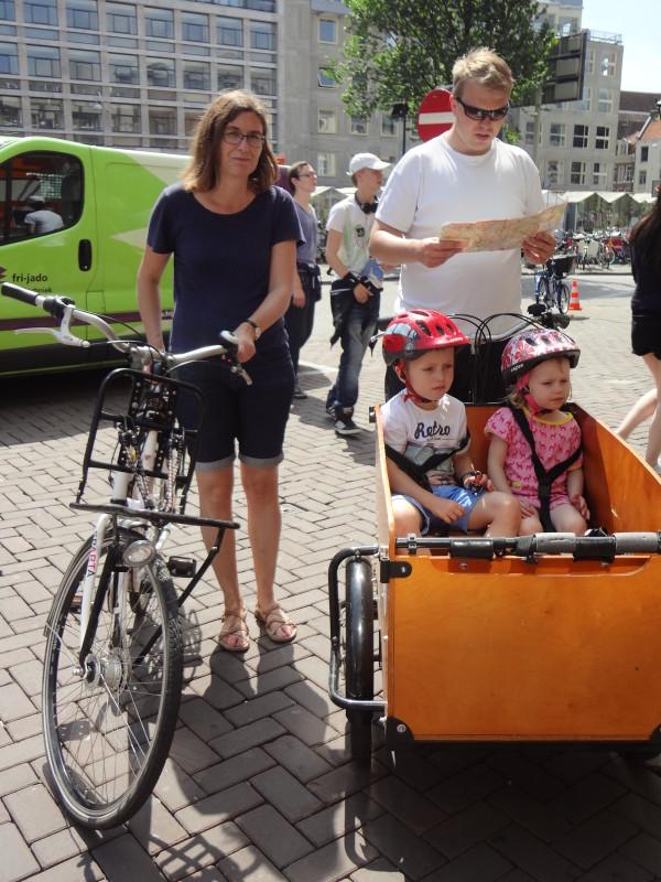 21. Amsterdam: uno scorcio di vita quotidiana