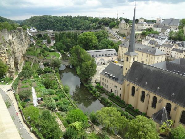"""24. Città del Lussemburgo: Un """"gioiellino"""" di città"""