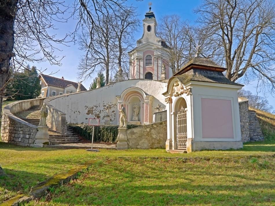 Abbazia cistercense di Heiligenkreuz - Bosco Viennese