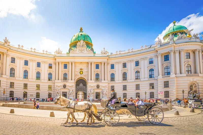 Vienna: Hofburg