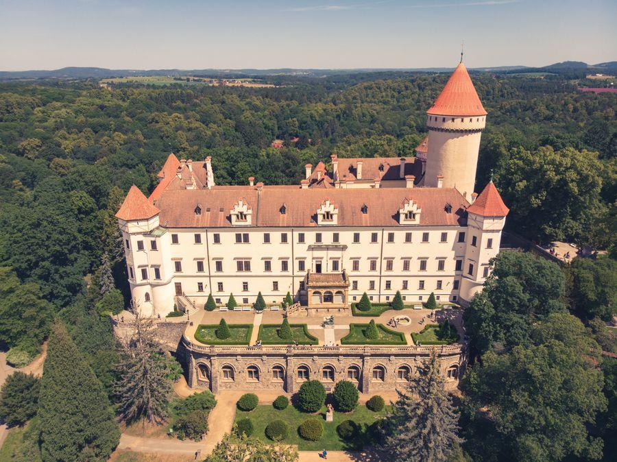 Castello di Konopiste