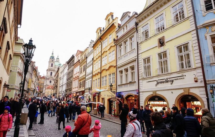 Praga: Città Vecchia
