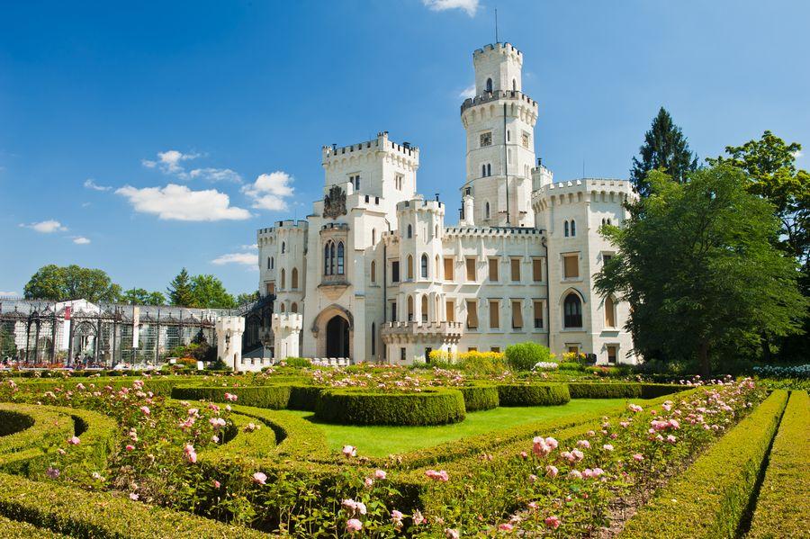 Castello di Hluboka
