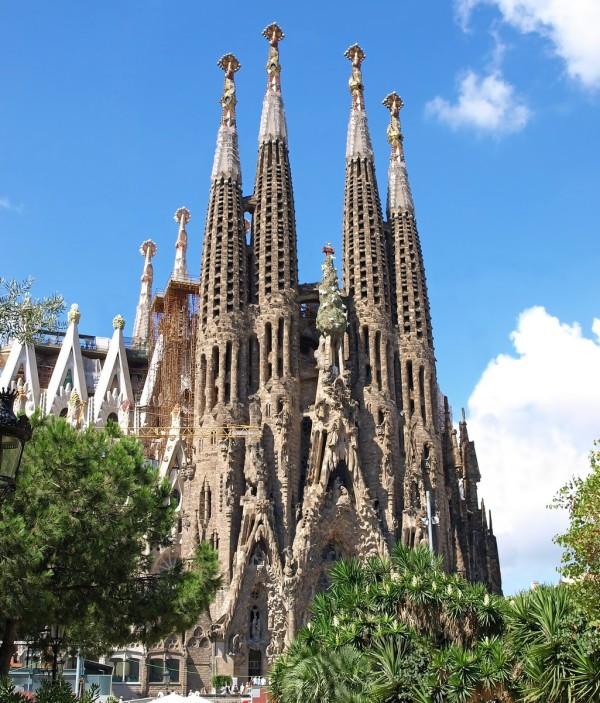 Cattedrale della Sagrada Familia