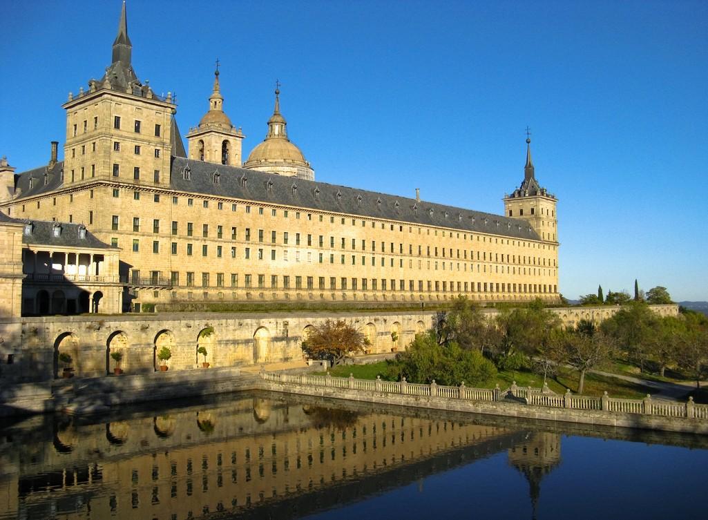 Monastero del Escorial, Madrid