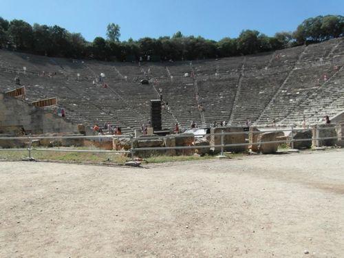 Epidauro – Il Teatro