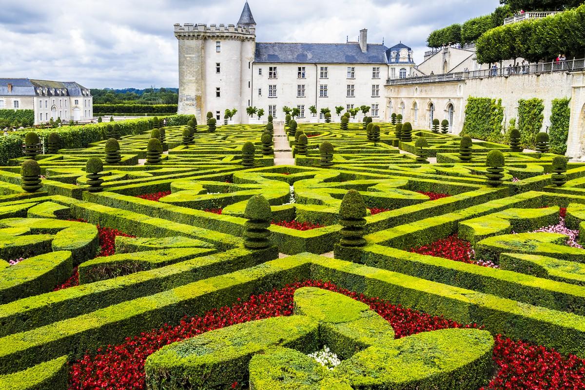 Giardini del Castello di Villandry