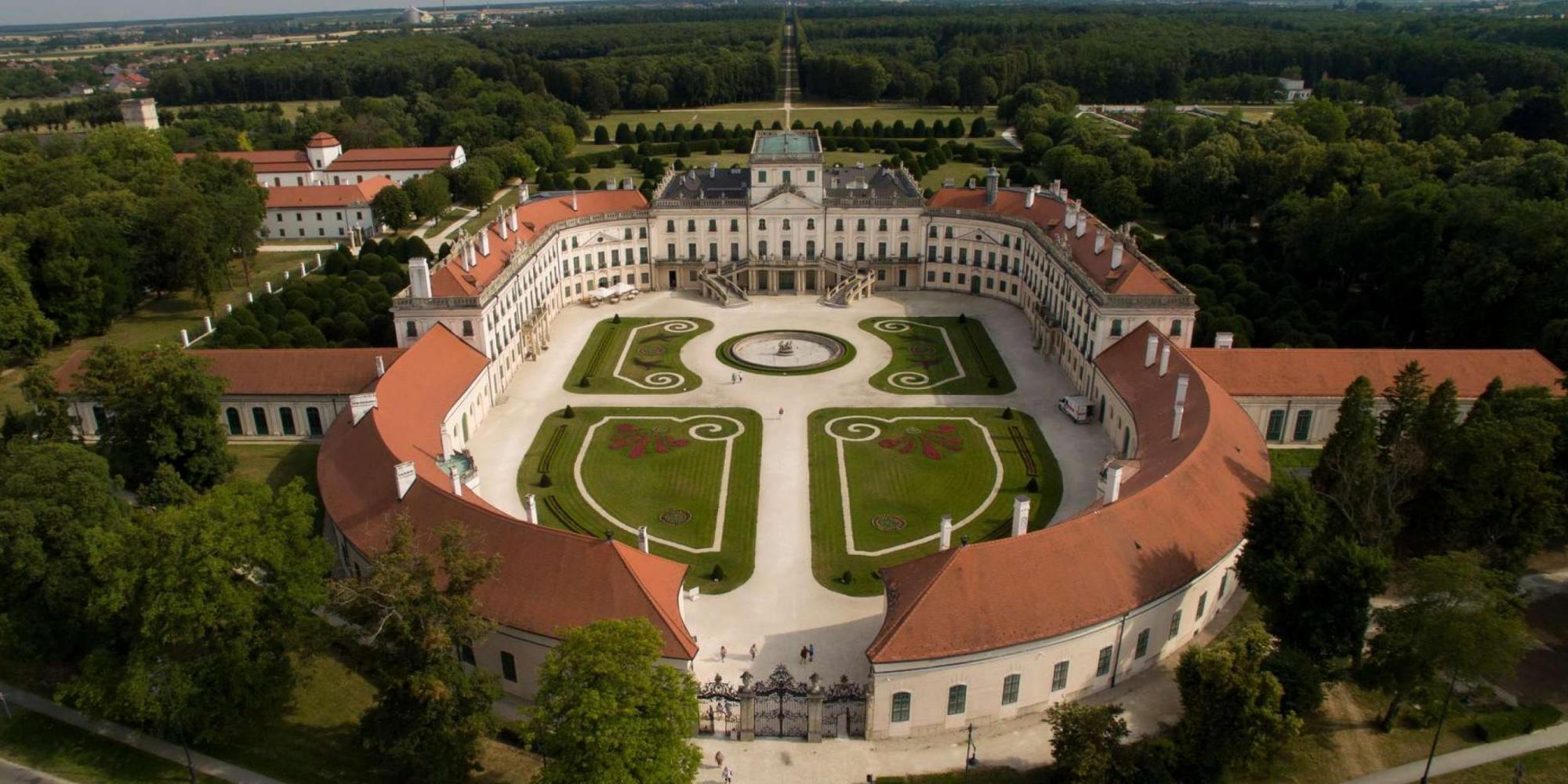 Fertőd, castello Esterhazy