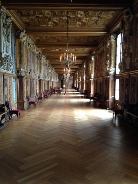 Il Castello di Fontainebleau