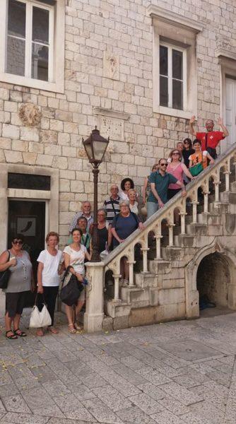 Foto di Gruppo Croazia