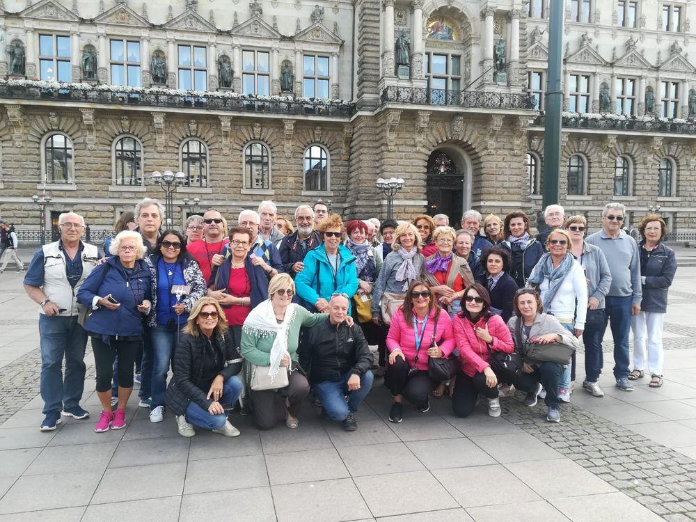 Foto di gruppo Amburgo