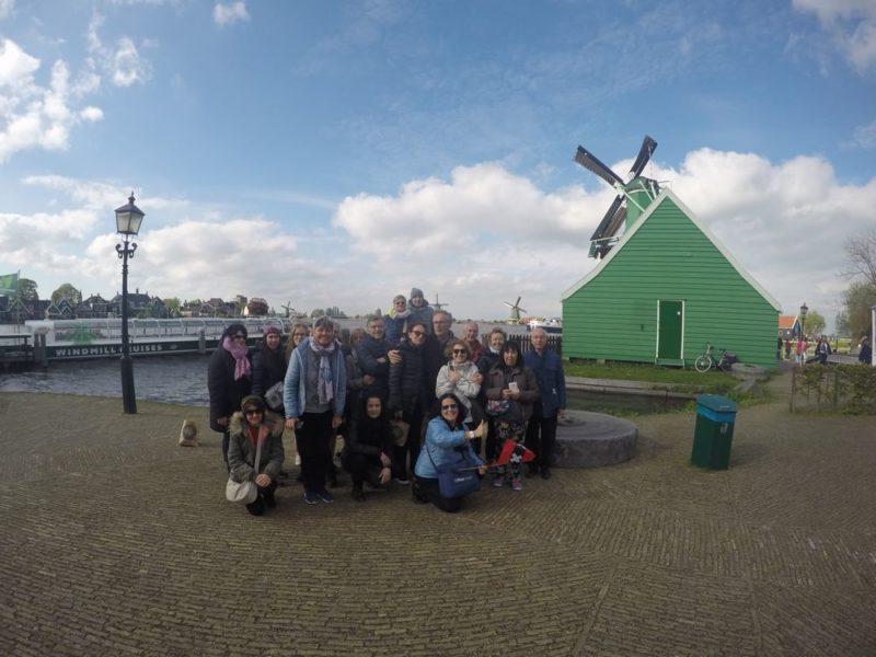 Foto di gruppo Olanda