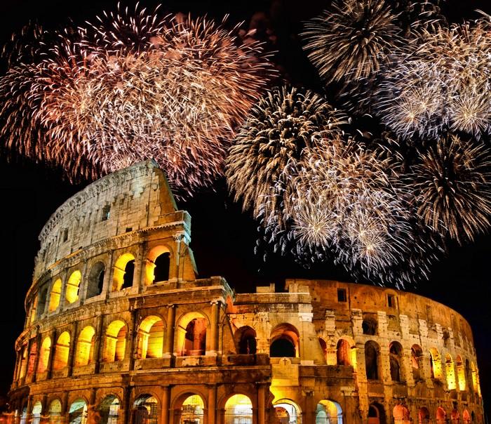 Roma capodanno