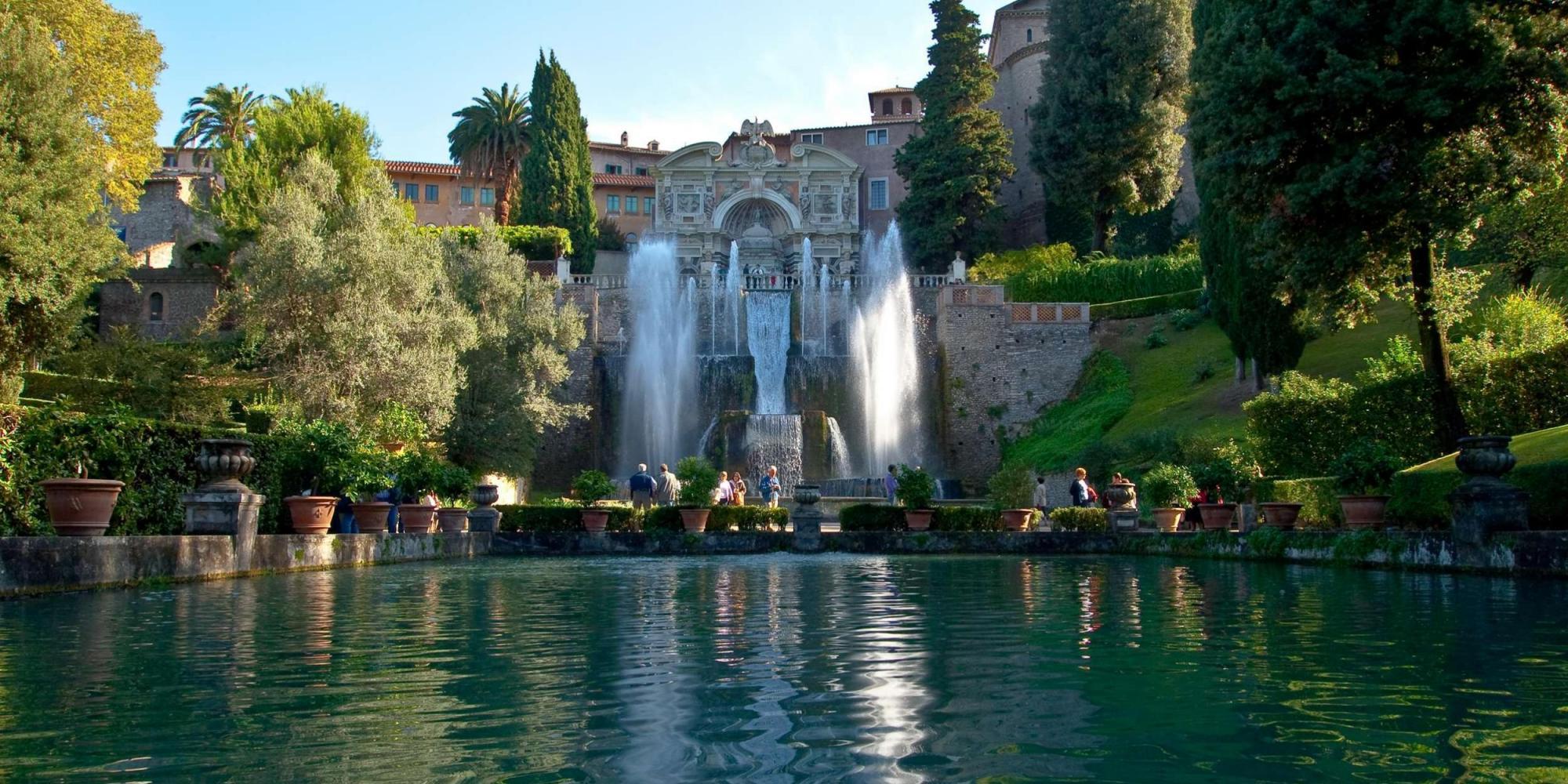 Tivoli Villa d
