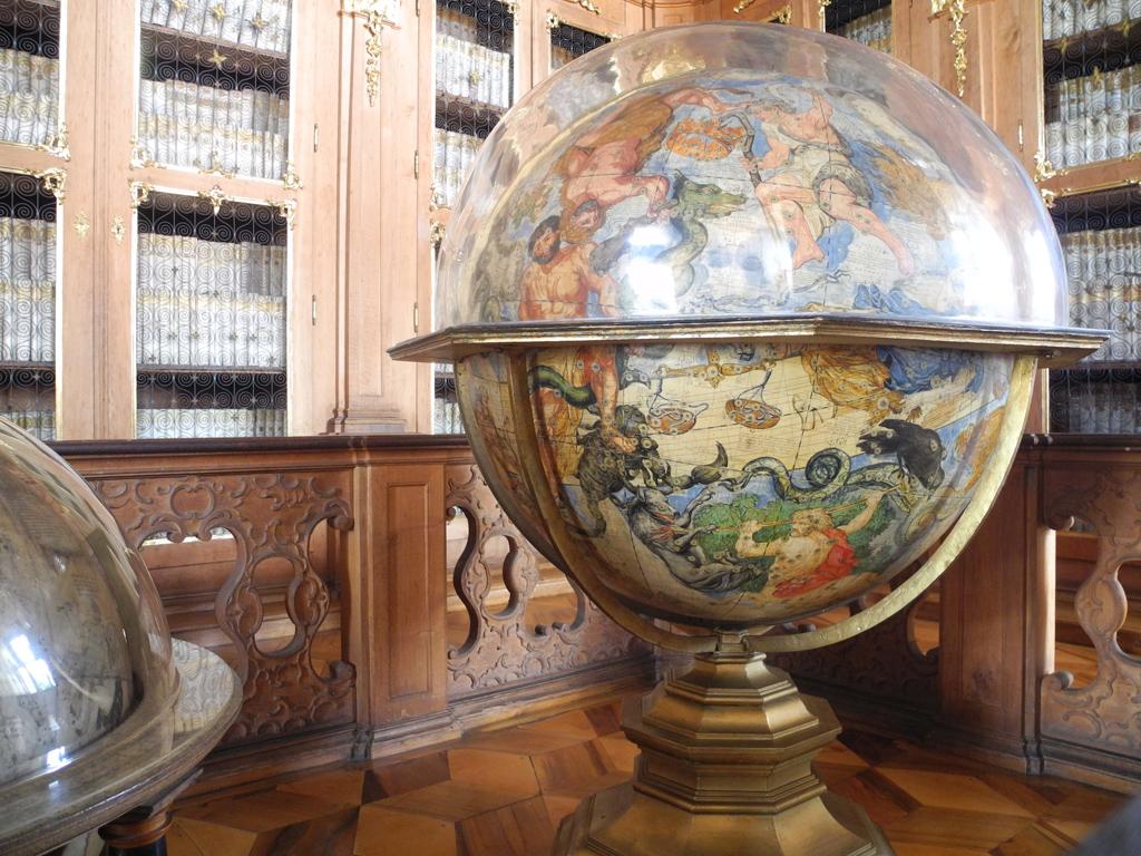 Interni del palazzo Arcivescovile a Kromeriz