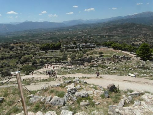 Micene – Sito archeologico