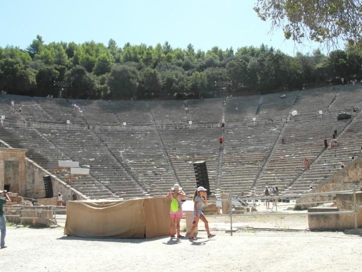 Olympia: Il Gymnasium
