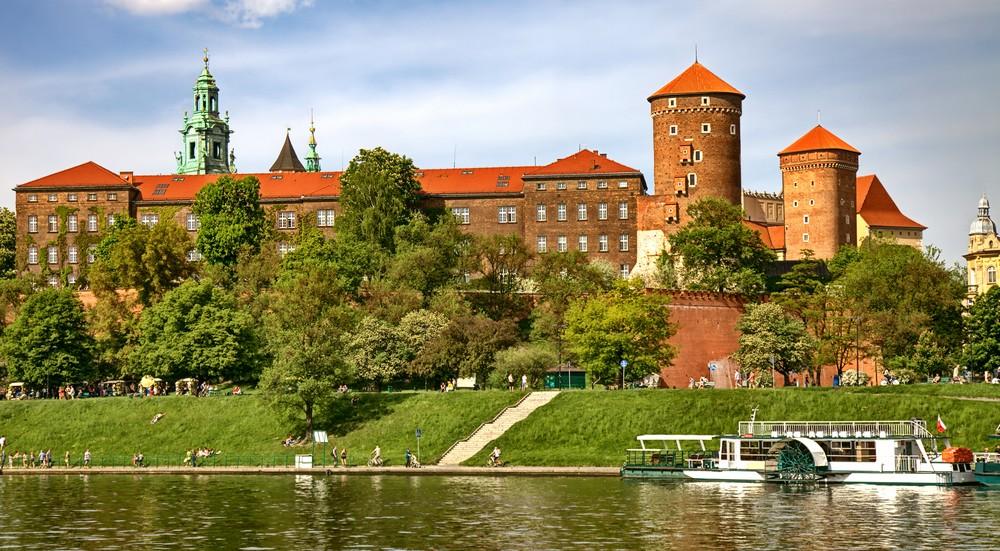 Cracovia: Wawel